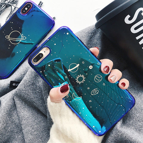 Universe Planet Case For iPhone XS/XR/XS Max