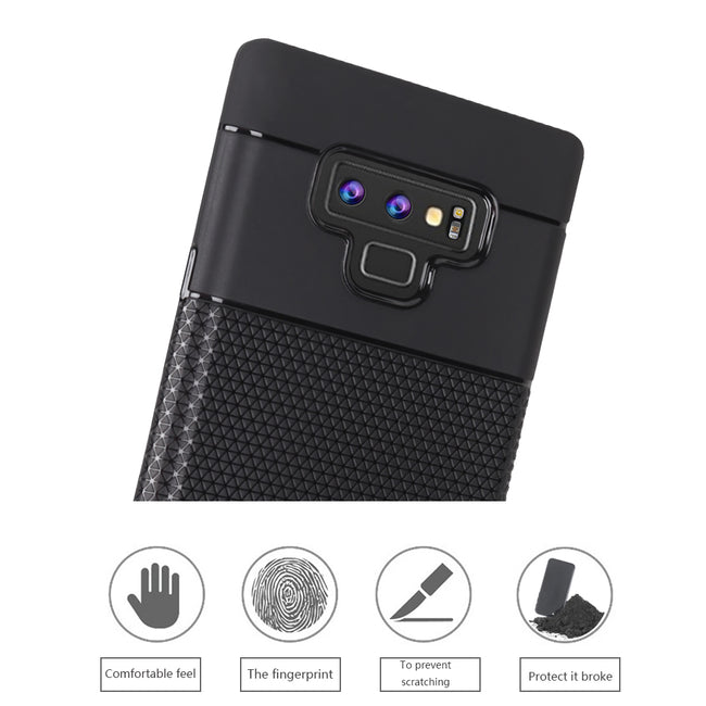 Luxury Shockproof Thin Protective Back Cover Case for For Samsung Galaxy Note 9
