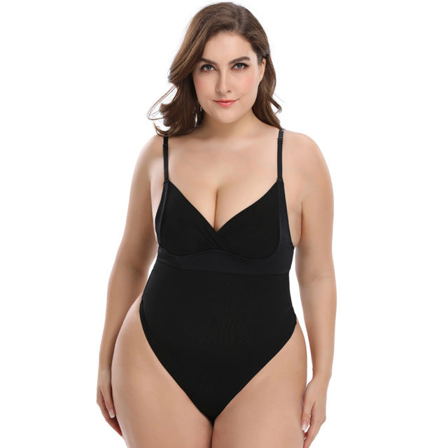 Women's Slimming Underwear Control Bodysuit Body Shaper Waist Trainer