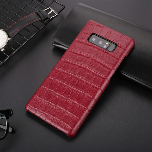 Luxury Leather Samsung Galaxy Note 9 Case