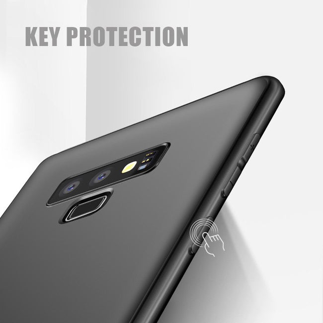 Hard PC Back Full Cover Frosted Case for Samsung Galaxy Note 9