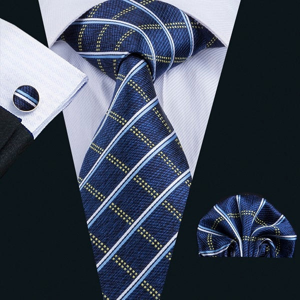 Men's Tie For Wedding Party Business