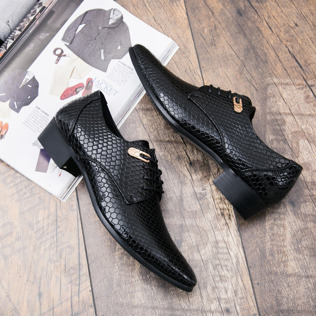 Office Pointed Toe Formal Shoes