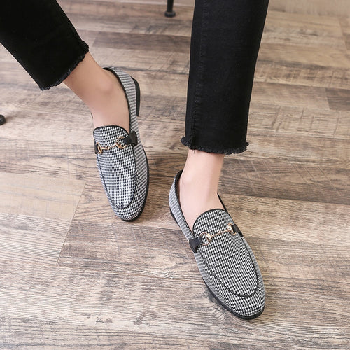 Loosesize Big Size Men Loafers