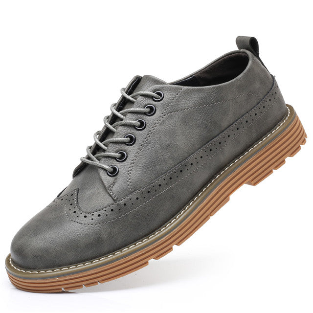 Italian Style Bullock Casual Shoes