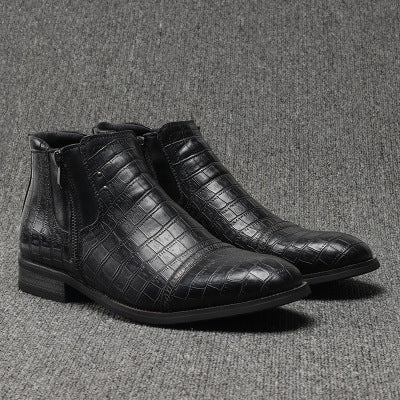 Handsome Comfortable Retro Boots
