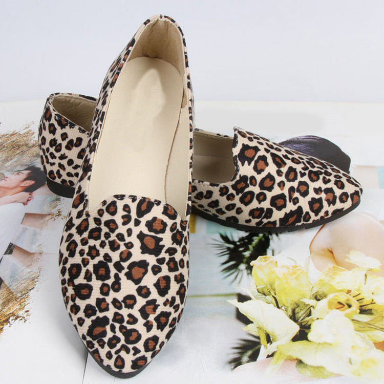 Big Size Women Flats Shoes