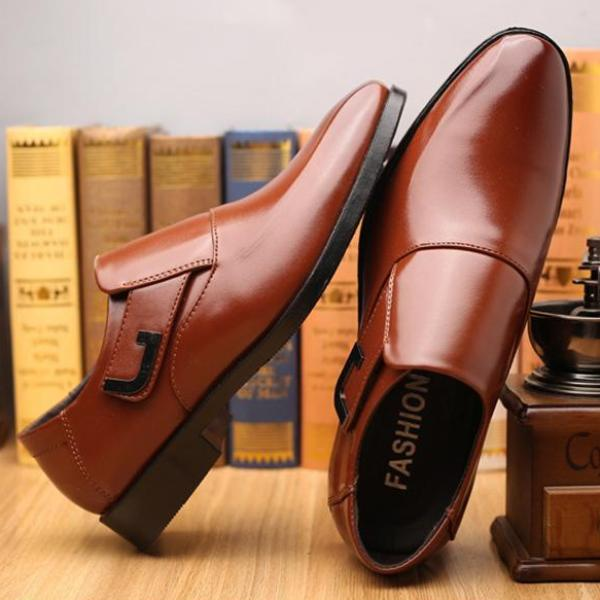 Luxury Pointed Formal Business Dress Shoes