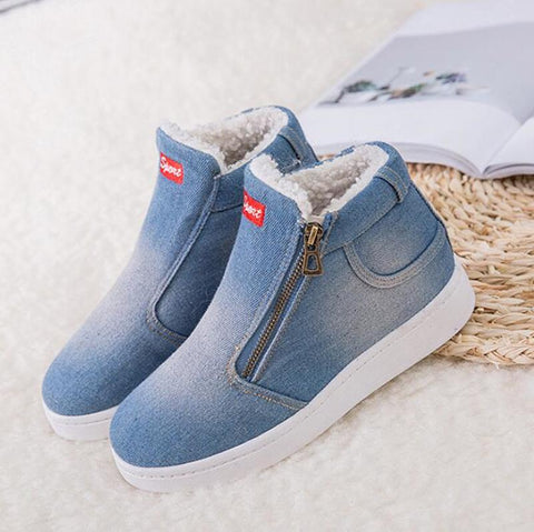 Couple Non-Slip Pu Leather Shoes