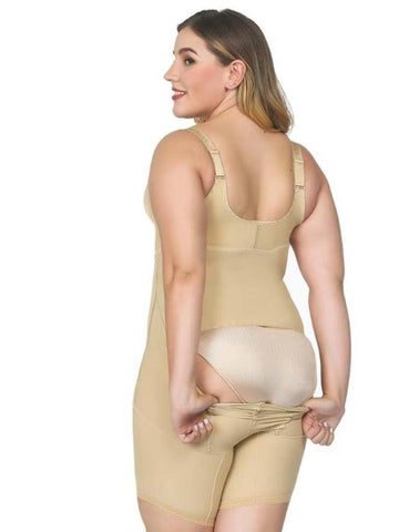 Waist Slimming Butt Lifter Modeling Strap Body Shaper