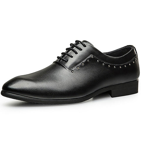 Classic Gentleman Formal Oxford Shoes
