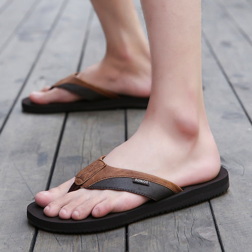 Men's  Fashion Breathable Flip-Flops