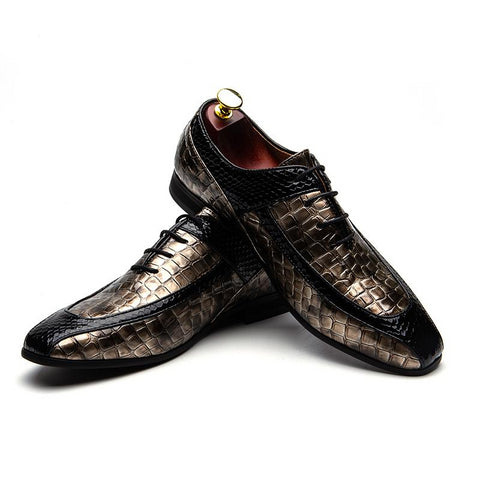 Casual Men's Dress Shoes With Tassel Flat Heel Loafers