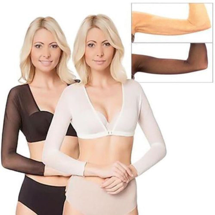 Amazing Arm Sleeve Shapewear Sexy Crop Tops Arm Shapewear