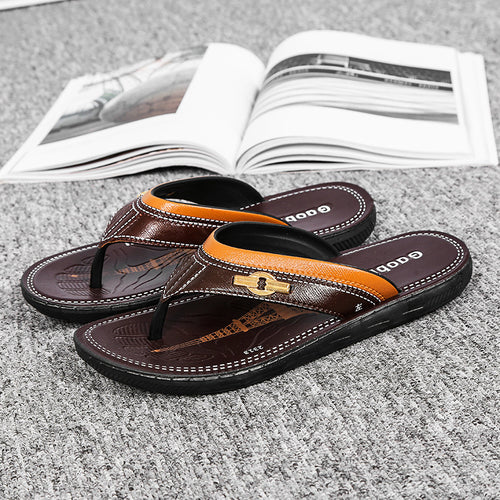 Leisure Fashion Anti-slip Summer Beach Flip Flops