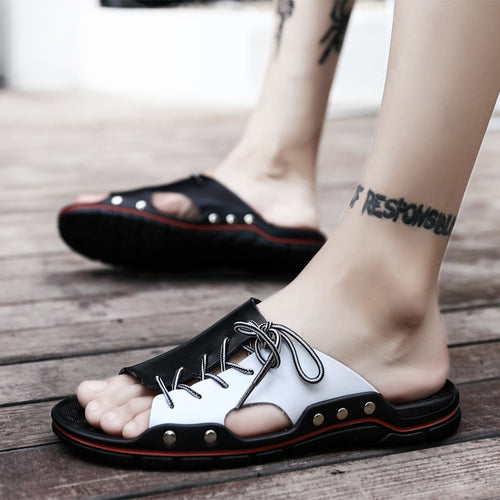 Summer Men  High Quality Beach Sandals
