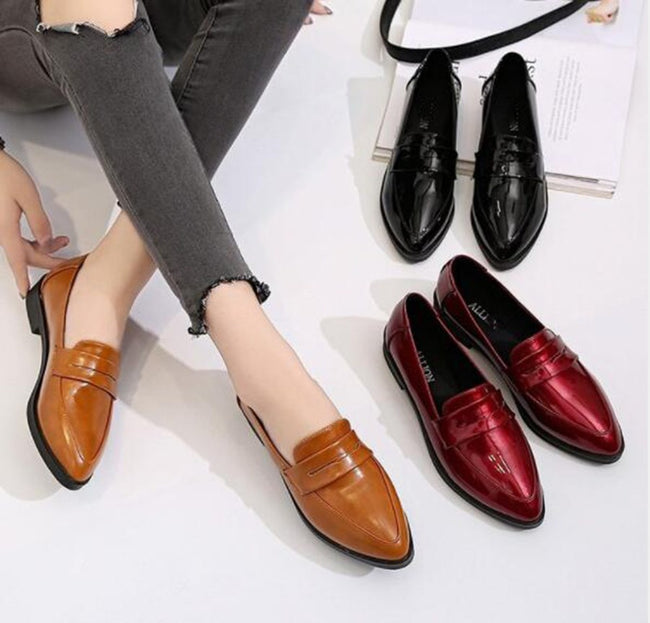Female Pointed  Casual Shoes