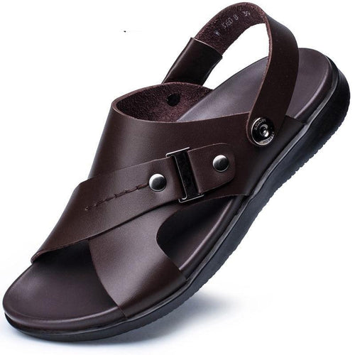 Open Toe Waterproof Beach  Men Sandals