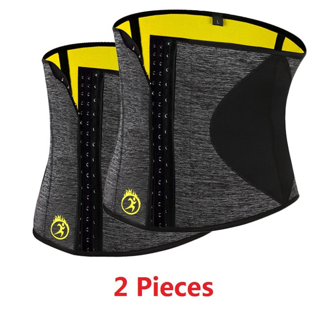 Men Waist Trainer Modeling Belt