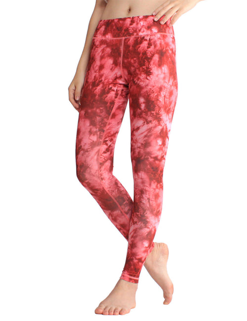 Snappy Standout Print Ankle Length Gym Legging Super Sexy