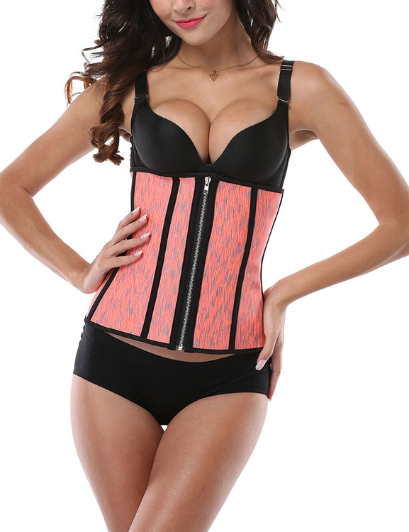 Staple Latex Waist Slimming Shaper With Double Haute Contour