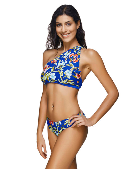 Sunshine Padded Modern Two Pieces Swimsuits Plus Size For Vacation