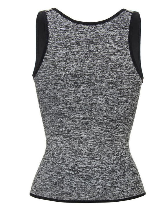 Super-Power Large Shaping Sporty Vest Sweat Wicking High Quality
