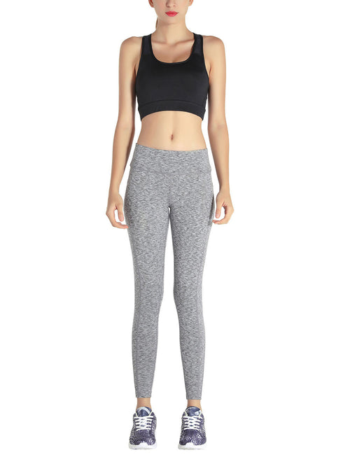 Svelte Style Wide Waist Running Tights Leisure Wear
