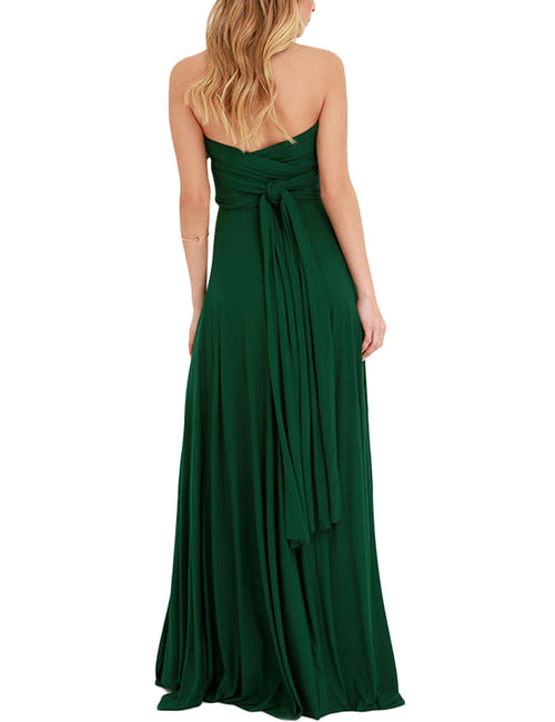 Sweety Party Cheap Formal Gowns Floor Length Sleeveless