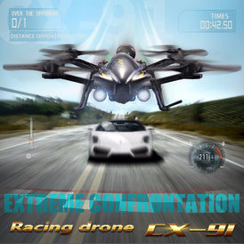 CX-91A RC Drone 720P HD Camera Racing Quadcopter