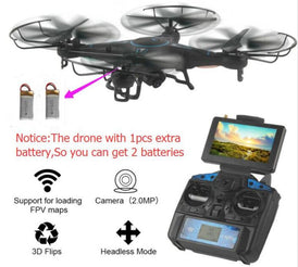 4CH RC Quadcopter HD Camera