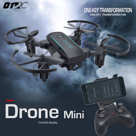 1601 Mini Foldable Drone Camera HD
