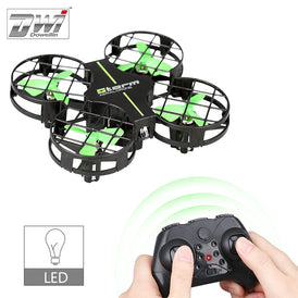 4CH RC Mini Quadcopter Drone LED Light
