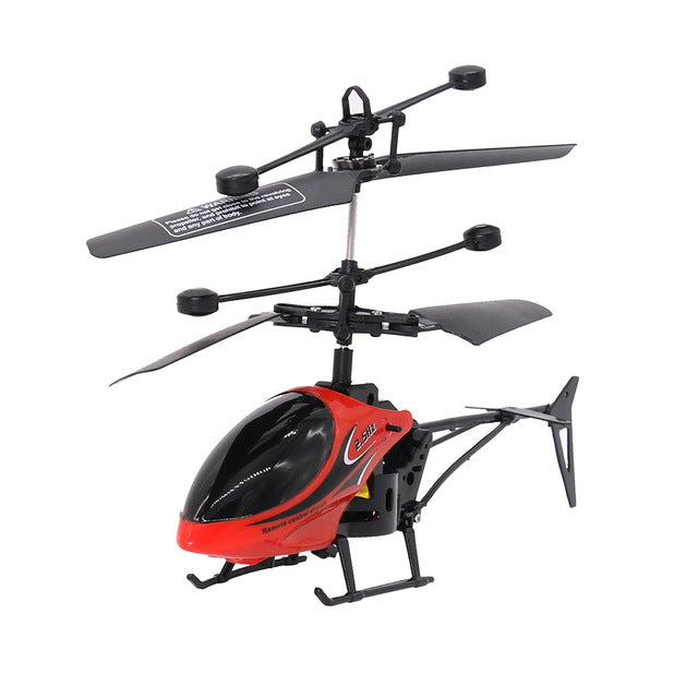 RC 810 Mini RC Helicopter Aircraft