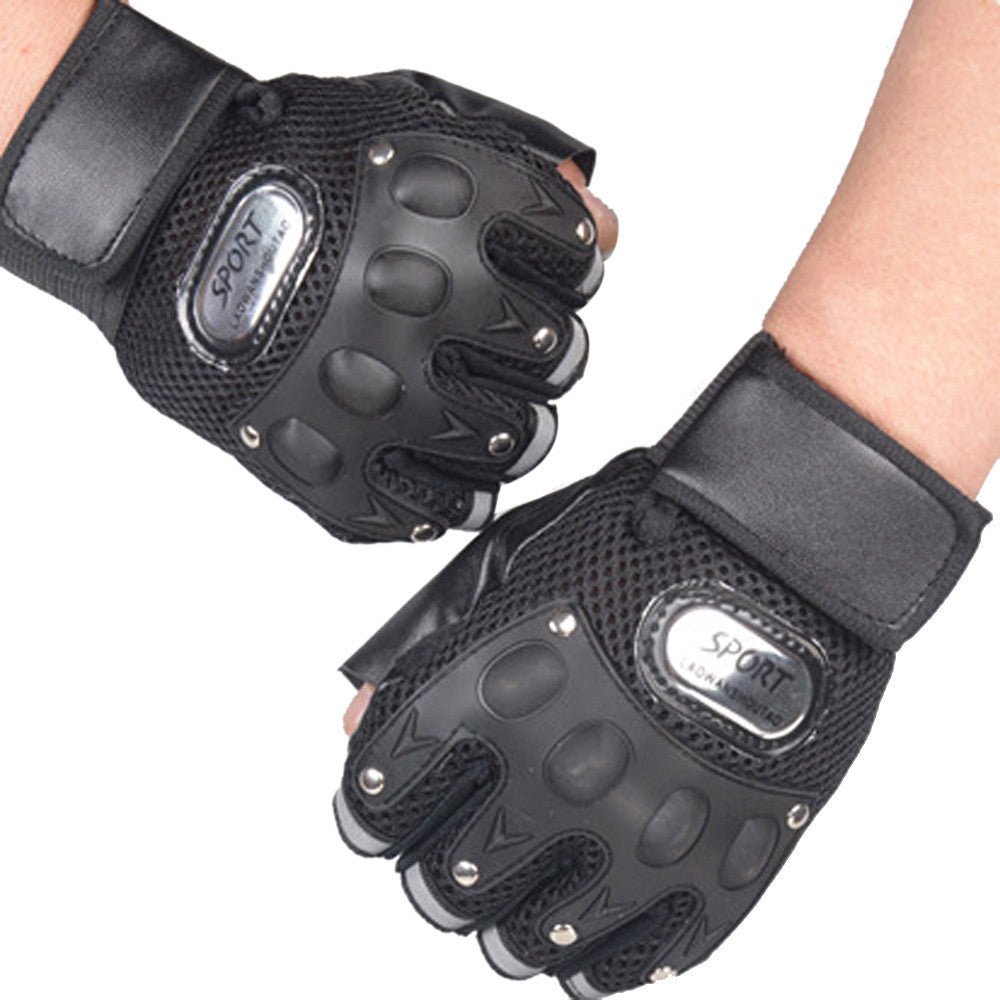 Professional tactical gloves Gym fitness workout  Body Building Training Gloves Sports Weight Lifting Workout Exercise