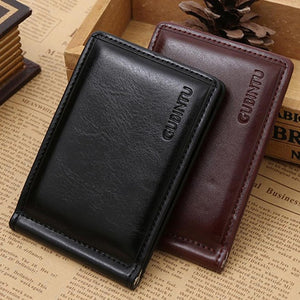 Wallets Men Fashion Mens Wallet Money Pockets Purse Mini Zipper Leather Credit Card ID Coin Holder Wallet carteras mujer