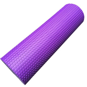 High Quality  Fitness Gym Exercises EVA Yoga Foam Roller for Physio Massage Pilates Tight Muscles #FC26