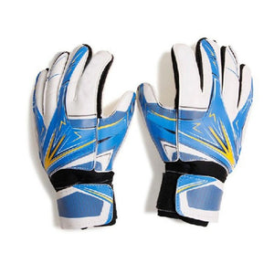 High Quality Soccer Goalkeeper Gloves Professional Football Goalie Gloves Goal keeper Gloves Finger Protection Thickened #E4