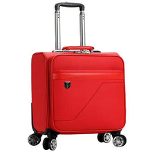 Rolling Luggage Suitcase - Trolley - 16 inch