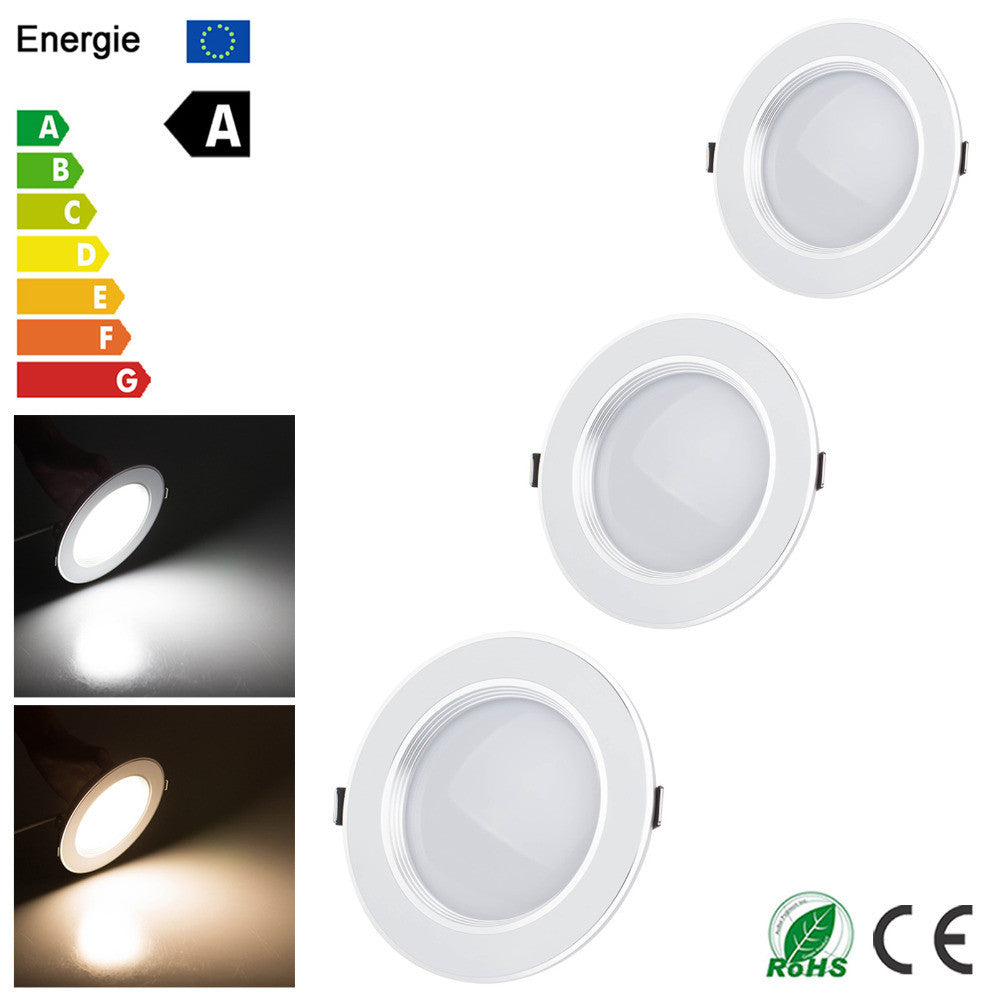 Recessed LED Ceiling Light