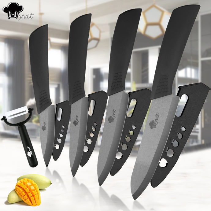Kitchen Knives Ceramic Knife 3