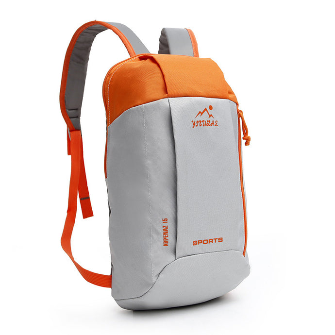 Nylon Backpack - 15L Capacity