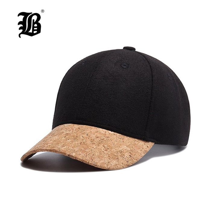 Autumn Cork Fashion Simple Men Women Hat Hats Baseball Cap Hip Hop Snapback Classic Caps Winter K328
