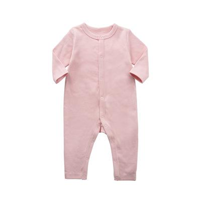 orangemom organic cotton Newborn Unisex infant clothing new born - 24M Organic Baby Clothes 7 colours Jumpsuit For Children