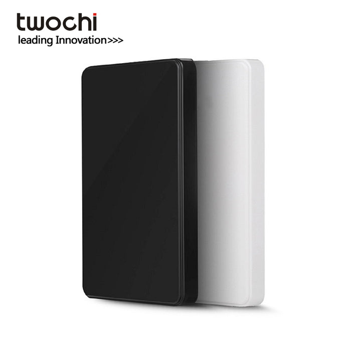 New Styles TWOCHI A1 Original 2.5'' External Hard Drive 120GB USB 2.0 Portable HDD Storage Disk Plug and Play On Sale