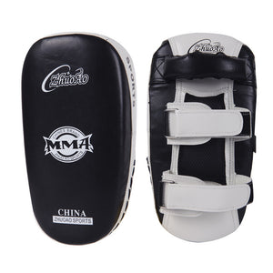 Black/Red Boxing Muay Thai MMA Pads