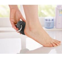 Foot Skin Brush Natural Lava Pumice Volcanic Stone Clean  Foot Care Clean Dead Hard Skin Callus Remover #BF