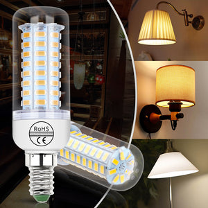 LED Energy Saving Candle Bulbs