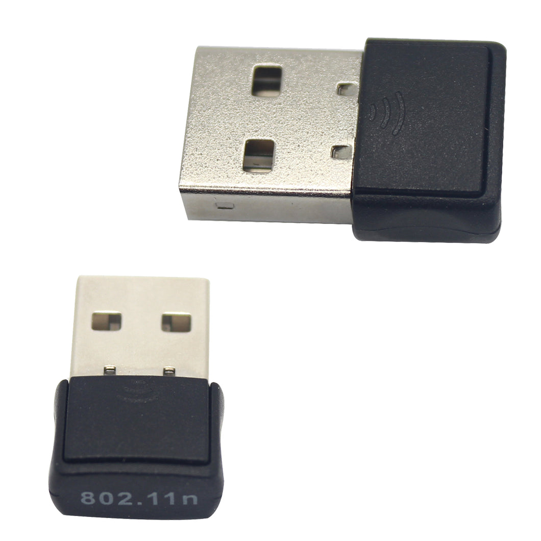 NOYOKERE USB Wireless WiFi Adapter Dongle Network LAN Card receiver mini 802.11N mobile laptop