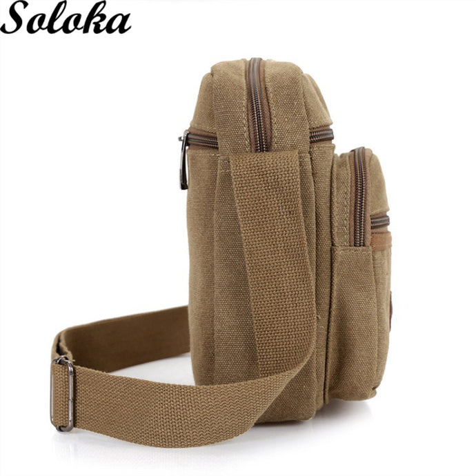 Light-weight Foldable Shoulder Bag